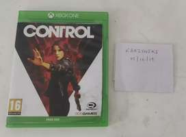 Control Game For Xbox one