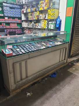 Counter For Mobile Shop