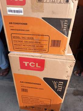 TCL Brand New 1.5 Ton T3B DC Inverter Heat and Cool Ac