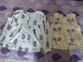 Buy 1 get one free ( pure cotton top)
