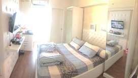 Apartemen educity stanford studio furnish
