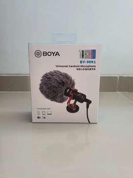 Boya Microphone mic BY-MM1