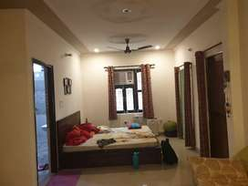 1 bhk with AC and washing machine available from 2nd March.