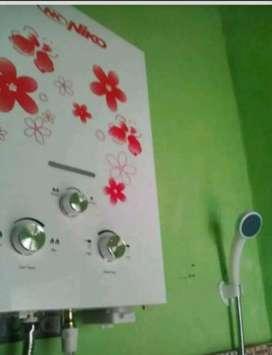 Niko Water Heater Gas ( Non Listrik )