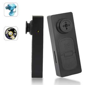 Online Wholesales Spy Hidden Video Camera in Shirt Button with mic Mor