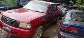 Mazda dobel cabin mantap