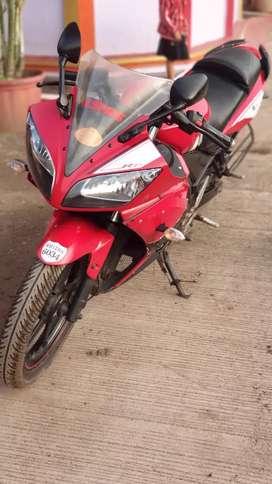 R15 V1 Red colour