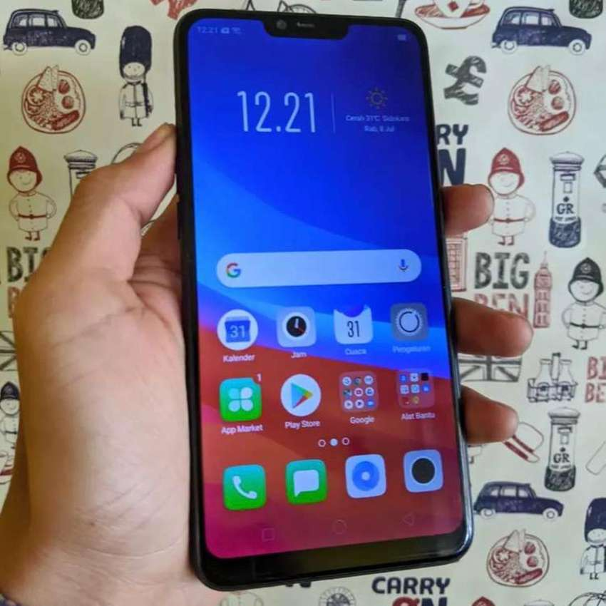Fast Promo 2nd Oppo A3S 3gb/32gb 0