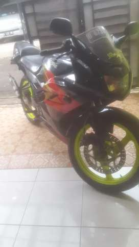 Kawasaki ninja RR 2012