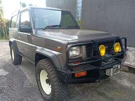 Taft Rocky 4x4 th 1991 istimewa