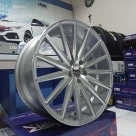 Velg Mobil Honda CRV Ring 20 HSR Tsukuba H5
