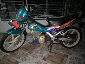 Suzuki Raider FU125 OLD super rare alias langka