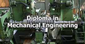 Diploma mechanical vacancies in Auto Parts companies