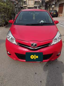 Toyota Vitz 2013 model