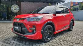 Toyota Raize GR Sport kondisi spt baru
