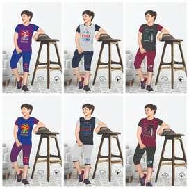 Babies Export T-shirt Export summer stocklot wholesale garments t-shir