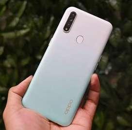 Smartphone murah Simpur Center Oppo A31 white
