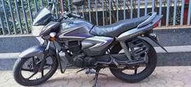 Honda CB shine 2016 grey