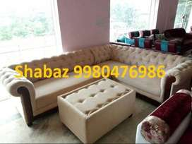 PL22 Corner sofa set with 3 years warranty Cal us
