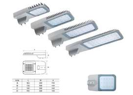 120 WATTS SMD STREET LIGHTS PHILPS CHIPS