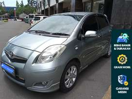 [OLX Autos] Toyota Yaris E A/T 2011 Abuabu #RGAutoGallery