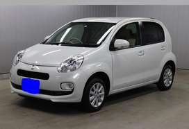 Toyota Passo 2015 X L Package for Sale on easy installments