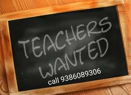 Need teacher for coaching for class 6 to 12