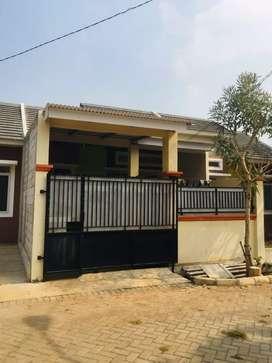Dijual Rumah Over Kredit Full Renovasi Green Leaf Residence