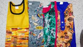 Deal in ladies kurties only Wholesaler contact me