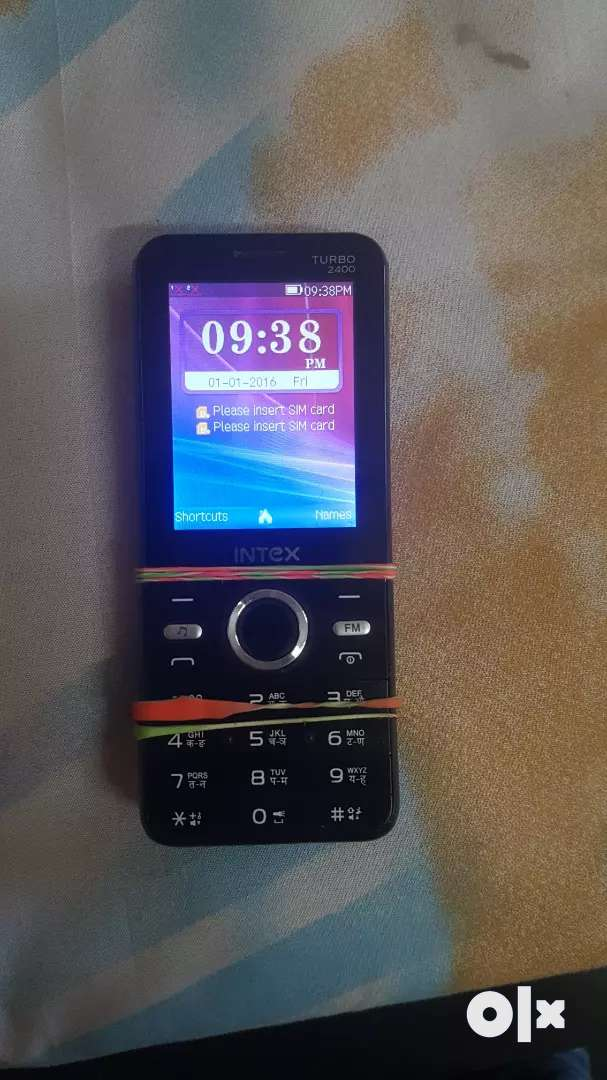 Intex kepad mobile phone