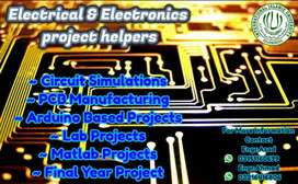 Electrical Engineering Projects handlers