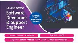 Software developer and support engineer