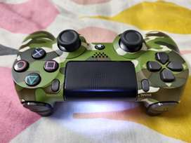 Sony ps4 controller v2 green Camouflage