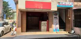 Available corner shop for sale in Airoli