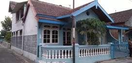 Rumah Klaten 2 lantai Strategis dekat RSUD Bagas Waras