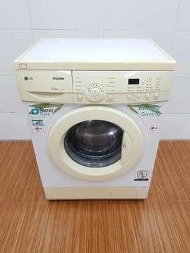 Lg trom 5.5kg automatic front load washing machine