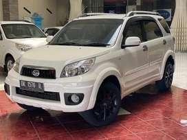 Terios TX Adventure 2011 Manual Asli Bali Super Istimewa