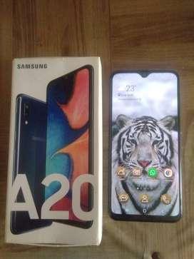 Samsung a20 ram 3