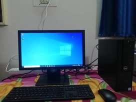 Dell OptiPlex Desktop , Core i5 8th Gen, 16  GB RAM, with Dell 3 Yr.