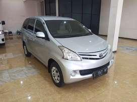 Toyota All New Avanza E 2015 Manual/MT Silver