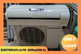 AC Bekas Electrolux 1/2 PK Dingin Cepat Bergaransi Promo Pasang