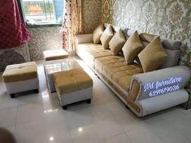 New sofa set here