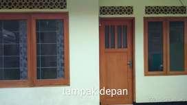 Dikontrakan rumah dibelakang SD Muhamadiyah Sayati
