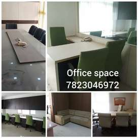 Furnished office at c scheme