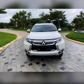Mitsubishi Pajero Exceed Manual 2016