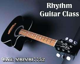 Rhythm Guitar Classes
