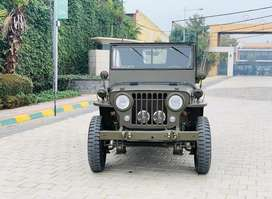 Willys jeep original army