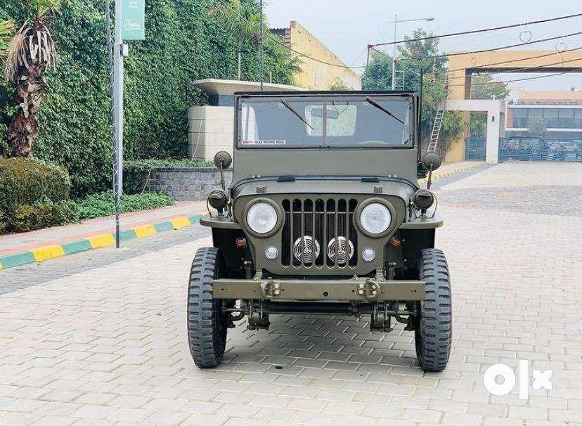 Willys jeep original army