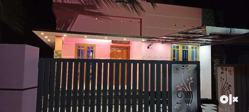 New home thirumullavaram church