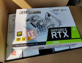 BRAND NEW RTX 3060, RTX 3070, GTX 1660S, RTX 2060 GRAPHICS CARDS GPU